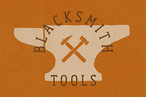 Blacksmith Tools - By Hand