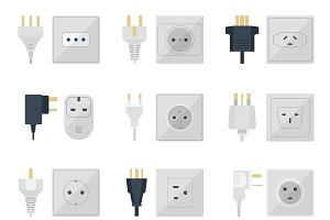 Energy socket electrical outlets
