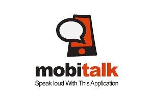 Mobi Talk Logo