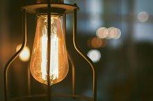 Vintage Style Light Bulbs