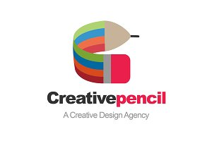 Creative Pencil Logo