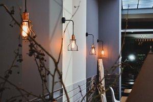 Beautiful Lighting Lamp Decor