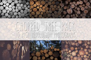 Chopped Tree Pack