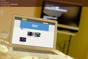 Macbook Air Mockup_1