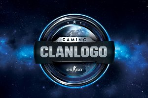 Clan Gaming Logo