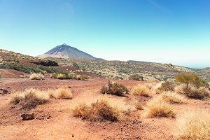 volcan Teide, Tenerife island