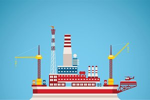 Arctic oil & gas industry