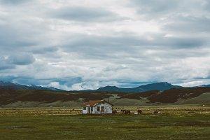Saddle Cabin