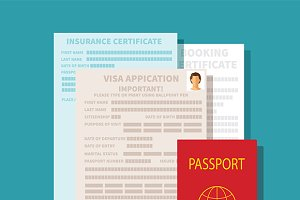 Documents for visa application