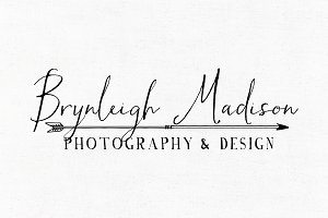 Brynleigh Madison Logo Template