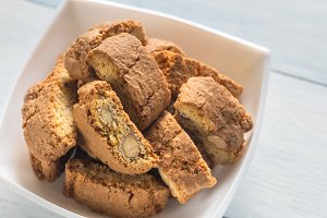 Set Of Almond Cantuccini
