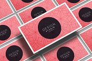 5 Realistic Business Card Mockups