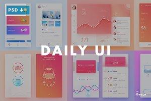Daily UI Psd (Dea_n)