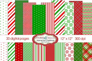 Home For Christmas 20 Papers