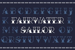 Fairwater Sailor Serif