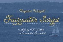 Fairwater Script Regular