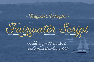 Fairwater Script Regular