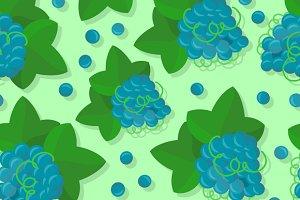 Grape Seamless Pattern