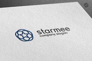 Starmee Logo Template