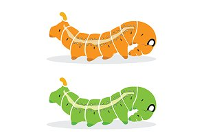 Vector group of caterpillar.
