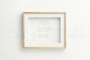 Vertical & Horizontal Wooden Frames
