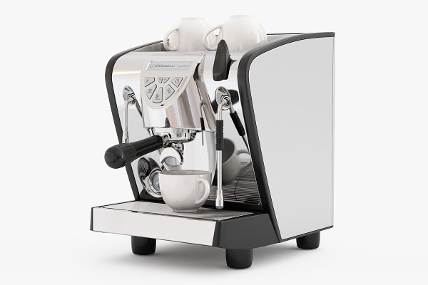 3D Objects: Markelos - Espresso Machine Simonelli Musica