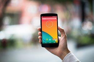 Nexus5 Template, Uni Break (S)