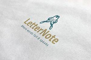 Music Letter Logo