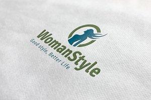 Woman Style Logo