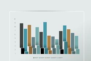 Chart, graph.