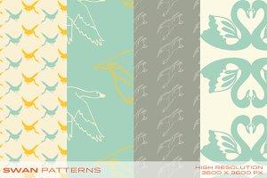 Swan Patterns