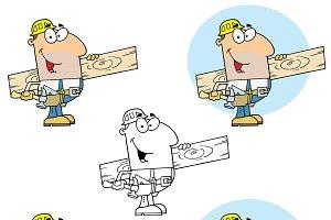 Carpenter Man Collection
