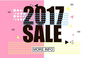2017 Sale Banner