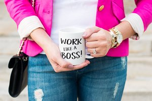 Work Like A Boss!