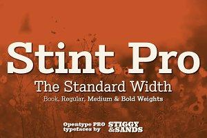 Stint Pro Family