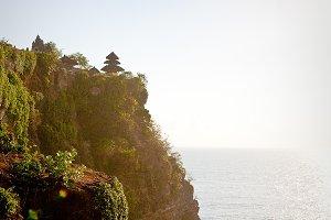 Pura Uluwatu temple, Bali, Indonesia
