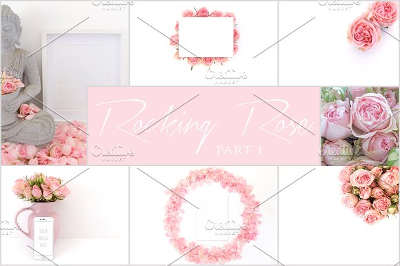 Rocking Rose Collection - Part 1
