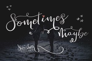 Sometimes Maybe + Extras