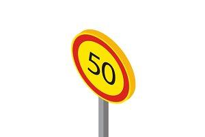 Fifty Kilometres Per Hour
