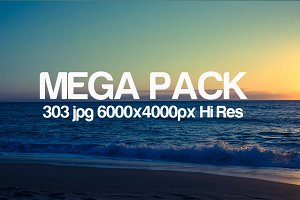 MEGA PACK - 45% OFF