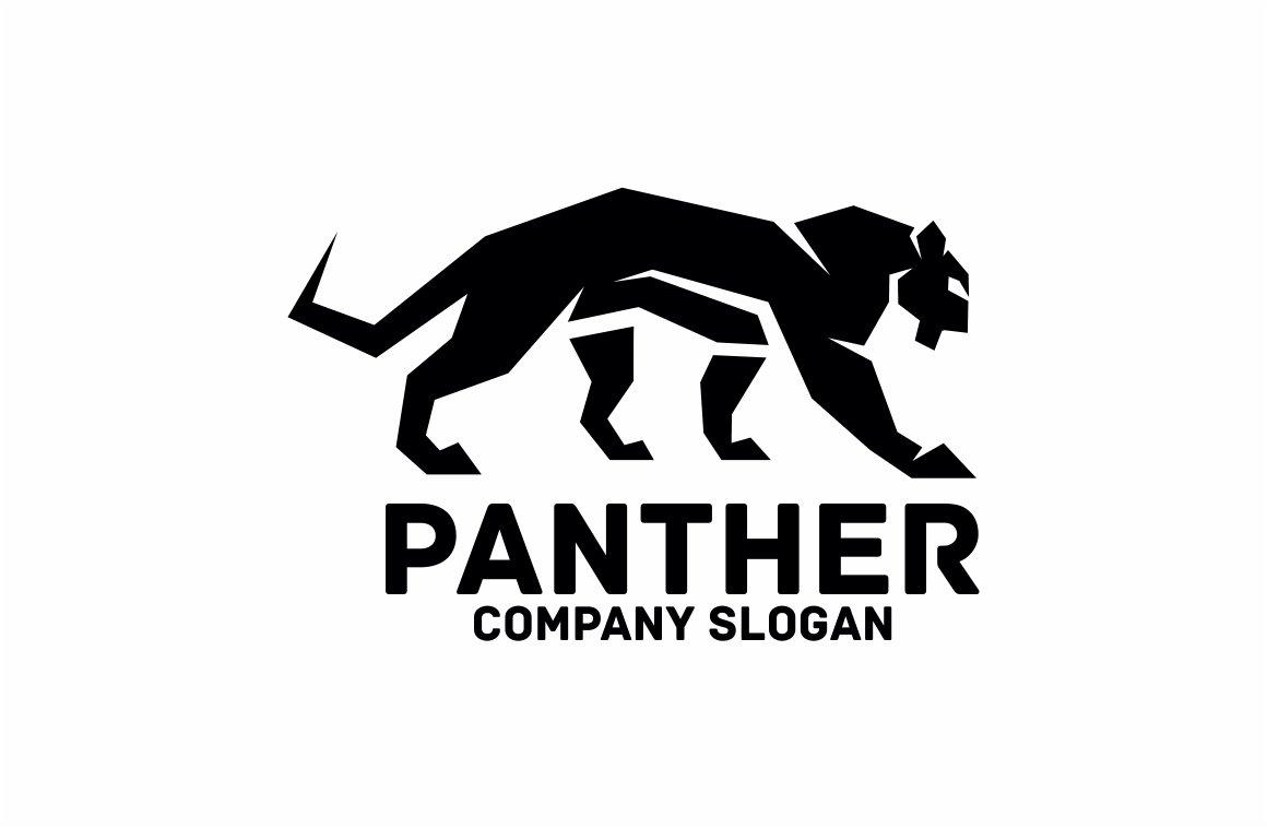 Panther Logo ~ Logo Templates ~ Creative Market