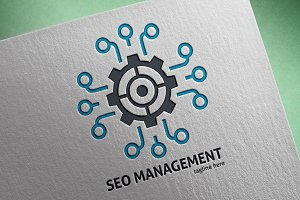 Seo Management Logo