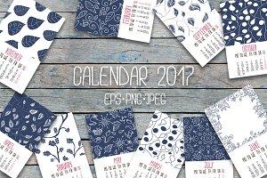 Calendar 2017 Vol.1