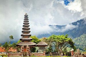 Temple, Bali island