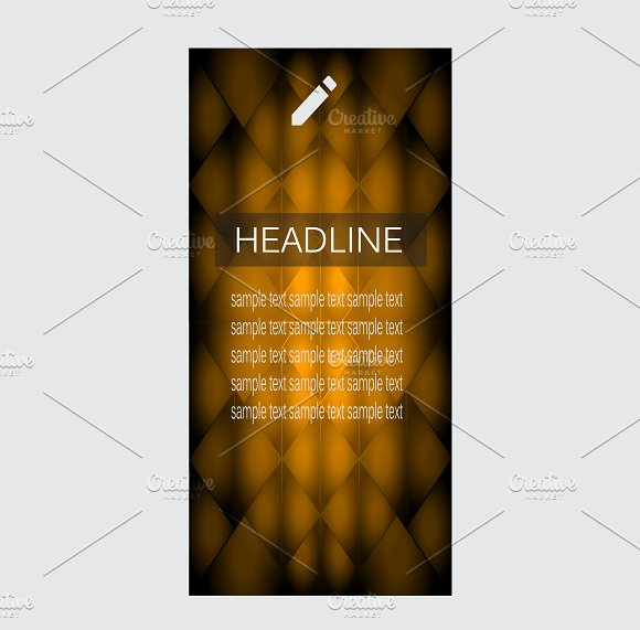 Mobile interface neon color  in Graphics - product preview 3
