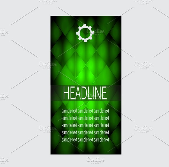 Mobile interface neon color  in Graphics - product preview 6