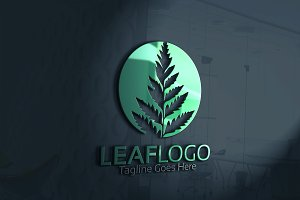 Leaf Logo