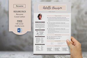 Script resume cover letter docx