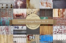 Urban Grunge Vol 4 High Res Textures