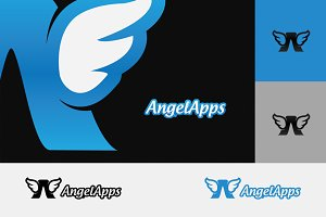Angels Apps Logo